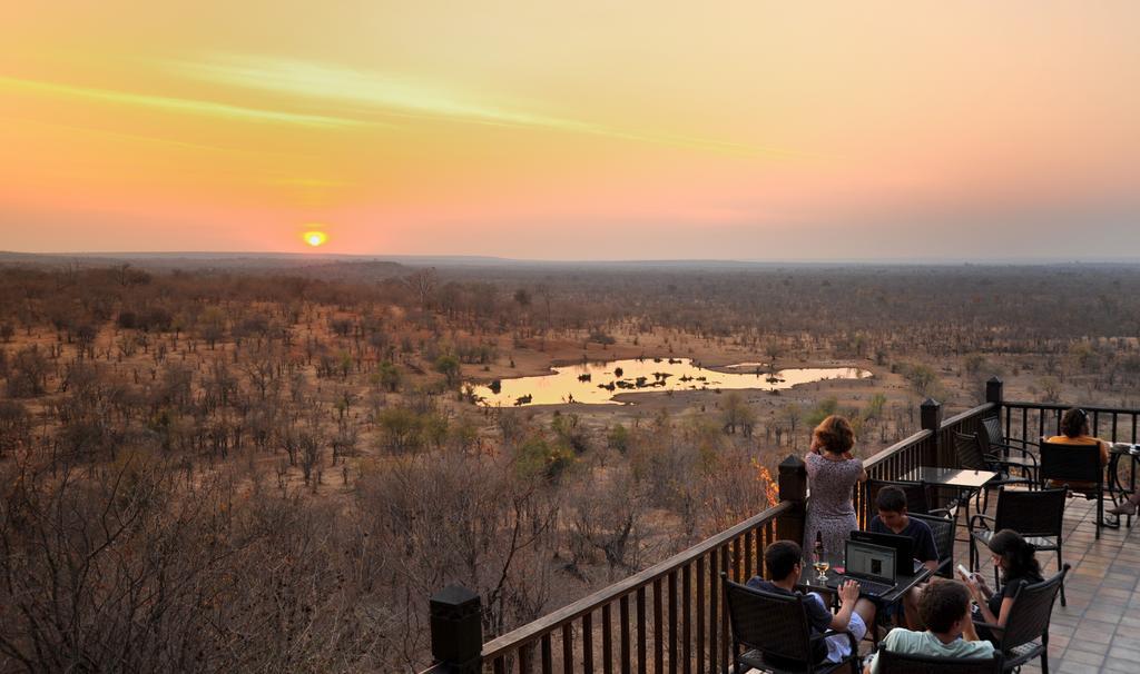 Victoria Falls Safari Lodgeaa